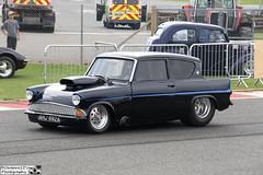 Taz Racing 1963 Ford 105E Anglia (cerbera15) Tags: silverstone classic 2016 taz racing 1963 ford 105e anglia
