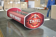 Tafel Liquor Pool Canopy