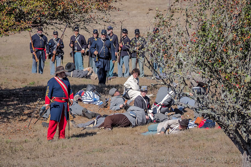 2016 Battles-Ft Stevens Civil War era reenactment