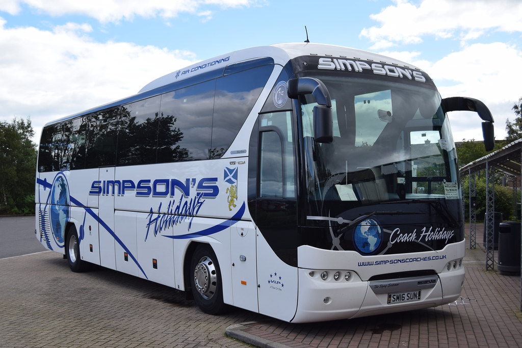 Simpsons Coach Tours