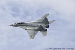 MiG-29M2 747 Blue (Hull AeroImages) Tags: mikoyan mig mig29 mig29m2 mig35  29 29 mig29fulcrum fulcrum fulcrume 747blue maks2015 maks zhukovsky  uubw