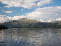 Luss 6 (Jan Enthoven) Tags: scotland highlands loch lomond luss scenery vista water mountains