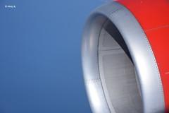 Turbine (heikecita) Tags: himmel sky nikon d7200 blau blew red rot turbine