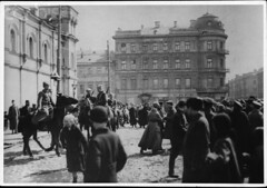 Cossacks Occupy Lemberg, 1915 (olegczugujewets) Tags: animals army battle caucasianethnicity cavalry city civilian cossack easterneurope easterneuropeanculture easterneuropeandescent europe european group groupofpeople horse horsecavalry largegroupofpeople lviv lvivoblast mammal many military militaryoccupation militaryoperation militarypersonnel people russian soldier sovietarmedforces ukraine war worldwari