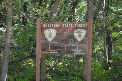 DSC_0090 (North Country Trail) Tags: sheyenne stateforest northdakota hiking