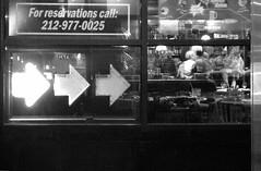Eighth Avenue diner (Jim Lambert) Tags: nyc newyorkcity blackandwhite bw usa ny newyork us unitedstates manhattan diner bandw 2010 theaterdistrict eighthavenue charleyos theatredistrict 45thstreet 45thst w45thst west45thstreet w45thstreet west40s november2010 fall2010 autumn2010 11092010 november92010 9november2010