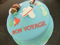Bon Voyage (Victorious_Sponge) Tags: voyage bon cake