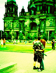 (silviaphoto77) Tags: berlin green film analog 35mm germany lomo lca xpro reichstag analogue germania berlino pellicola analogico rvp50 deutscheland plustek