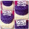 Sweet Cake!! Súper bella para celebrar tus dulces 16  solo en #sweetcakesstore #sweetcakesve #lecheria #barcelona #puertolacruz #venezuela #bakery #cupcakery #delicious #cute #yummy #originalcakes #originalcupcakes #roses (Sweet Cakes Store) Tags: cute cakes fashion square de cupcakes yummy y para venezuela tienda cupcake squareformat 16 bella rosas torta unos dulces tortas morada dieciseis celebrar lecheria sweetcakes ponques iphoneography instagramapp uploaded:by=instagram sweetcakesstore sweetcakesve