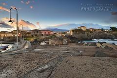 Mt. Etna at sunset (Andrea Rapisarda) Tags: sunset italy landscape rocks italia tramonto sicily etna sicilia d800 pozzillo nikon2470mmf28 mtetnavolcano filterhitech100reversegrad09nd