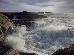 AFTERSHAVE ADVERT (kenny barker) Tags: lighthouse seascape scotland elie scottishlandscape coastuk panasoniclumixgf1 kennybarker