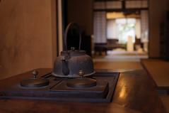 20121207 Nara 3 (BONGURI) Tags: kettle nara ricoh lattice a12 rowhouse 奈良 gxr nagaya やかん naramachi ならまち 格子 薬缶 奈良町 長屋 ヤカン ならまち格子の家 格子の家 gettyimagesjapan12q4