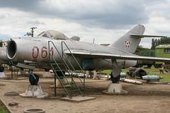061 - Mikoyan Gurevich Mig-15 bis, displayed at the Kecel Museum (egcc) Tags: museum military mig gurevich mikoyan pinter mig15 3061 061 mig15bis kecel hungarianairforce muvek