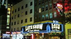 NYC (soulnations) Tags: street nyc usa newyork unitedstates manhattan lateshow letterman davidletterman hurricanesandy