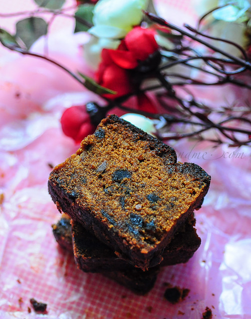 Eggless Plum Cake-Kerala Fruit Cake Recipe