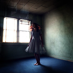 The Dance (Zack Ahern) Tags: light portrait girl sarah dark dance dress room ann zack ahern loreth zackahern sarahannloreth