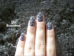 Tijolinho 01 (Designer de Unhas Letícia Medeiros) Tags: tijolinho unhadecorada