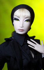 Pola Gamine Noir (DivaLuvv) Tags: doll fashiondoll pola fda fashiondollagency noircollection polagaminenoir