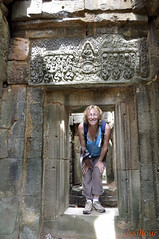 angkor le passage (geolis06) Tags: asia cambodge asie angkor angkorvat geolis06