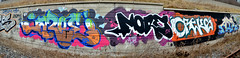 Panorama 8 v2 (collations) Tags: toronto ontario graffiti more jaroe oreks