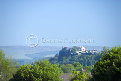 Stirling Castle from site of the Battle of Bannockburn (dkjphoto) Tags: park uk horse english monument statue freedom scotland memorial war europe unitedkingdom stirling scottish battle historic revolution knight battlefield independence struggle robertthebruce stirlingcastle bannockburn 1314 dkjphoto denniskjohnson