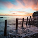"""Sunrise at Chemical Beach Seaham<br /><span style=""""font-size:0.8em;"""">This image is part of a photoshoot that is discussed in Ian Purves blog -  <a href=""""http://purves.net/?p=798"""" rel=""""nofollow"""">purves.net/?p=798</a><br />Title: Chemical Beach in Seaham<br />Location: Seaham, Tyne and Wear, UK</span> • <a style=""""font-size:0.8em;"""" href=""""https://www.flickr.com/photos/21540187@N07/8353823196/"""" target=""""_blank"""">View on Flickr</a>"""