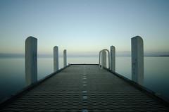 North Road Jetty 6.17am (emmoff) Tags: longexposure sunrise brighton jetty australia melbourne wideangle portphillipbay ndfilter nd400 colourasshot tokina1116mm nikond7000