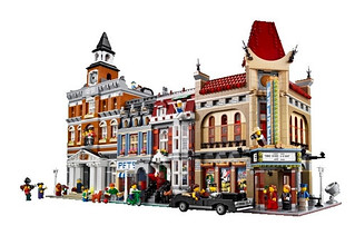 LEGO - Creator Expert 10232 Palace Cinema 電影院
