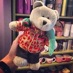 สาวก Starbucks เตรียมตัวพบ Bearista Bear รับตรุษจีน 2013 พรุ่งนี้! #starbucks #starbucksthailand #Bearista
