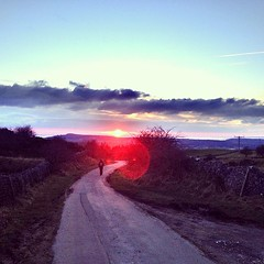 #hutton #sun #sunset #pic #picoftheday #instapic #instagram #iphonesia #iphonography #iphoneography #apple #iphone #4s