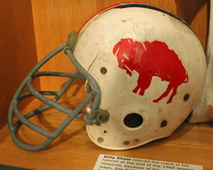 Buffalo Bills (Flagman00) Tags: ohio hall football buffalobills nfl helmet fame pro billy shaw canton