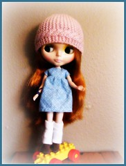 Blythe A Day January 14th:  Skater Girl