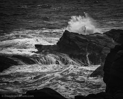 Roiling (Dave Arnold Photo) Tags: ocean sea usa water oregon centraloregon coast us photo waterfall pacific or arnold picture wave pic photograph coastline geology westcoast cascade ore boilerbay depoebay roiling davearnold centraloregoncoast bestcapturesaoi davearnoldphotocom