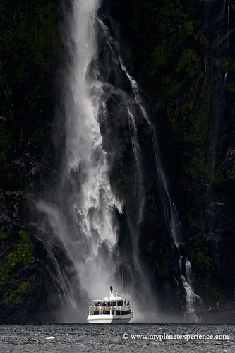 Wet or Fine - Milford Sound - New Zealand
