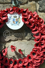 Poppy wreaths, Scottish National War Memorial, Edinburgh Castle (dkjphoto) Tags: uk travel tourism dead soldier scotland memorial war edinburgh europe tour edinburghcastle unitedkingdom military johnson royal scottish whiskey queen wreath national poppy royalmile whisky scotch scottishnationalwarmemorial royalty worldwar scots castlerock holyroodpalace commemorate wwwdenniskjohnsoncom denniskjohnson
