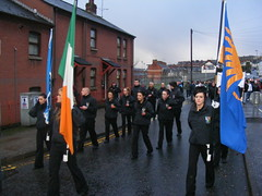 Republican flute band at 2013 Bloody Sunday march (seanfderry-studenna) Tags: county party people irish male men price female army march movement workers women anniversary political politics sunday families innocent band flute flags parade na demonstration bands bogside londonderry tricolor murder socialist sunburst british bloody remembrance banners republican sinn fein campaign 32 starry plough tricolour derry victims dissident marian parachute sovereignty regiment 41st rsf commemoration processions creggan fola 32csm brandywell eirigi irsp domhnach