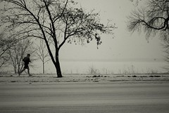 L1111205 (erlin1) Tags: leica winter snow january minneapolis running visible v1 lakecalhoun 2013 25mmskopar leicam8 january2013 runninginshorts