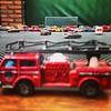 Tarde de tráfico (Mercedes Kamijo) Tags: cars toys traffic tráfico autos bomberos juguetes truch