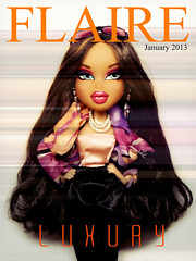 FLAIRE, January 2013 (RainbowDoll489) Tags: beauty fashion pretty dynamite luxury bratz nevra flaire rainbowdoll489