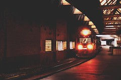 Amtrak Station - Pittsburgh, PA (JayCass84) Tags: train pittsburgh pennsylvania tunnel trainstation instagram instagramapp