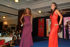 DSCF0933 Miss Southern Africa UK Beauty Pageant Contest Ethnic Evening Dress Fashion Model International Hotel Docklands London Nov 2004 (photographer695) Tags: miss southern africa beauty contest uk pageant ethnic evening dress fashion model international hotel docklands london nov 2004