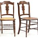 120. Pair of Victorian Side Chairs