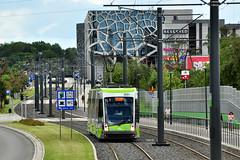 Solaris Tramino S111o #3001 MPK Olsztyn (3x105Na) Tags: solaris tramino s111o 3001 mpk olsztyn mpkolsztyn polska polen poland tramwaj tram strassenbahn