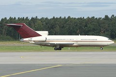 N311AG @ NUE  /  EDDN 2016-08-20 Boeing 727-100 (airbus-a340) Tags: boeing 727 727100 eddn nue classic airliner aviation aircraft albrechtdrer airport n311ag 20160820
