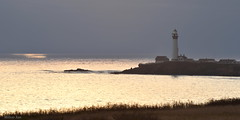 [Dusky Atmosphere] at Pigeon Point Lighthouse, Northern California (miltonsun) Tags: pigeonpointlighthouse northerncalifornia shore dusk highway1 seascape bay ngc bayarea wave ocean california westcoast lighthouse sunset landscape seaside