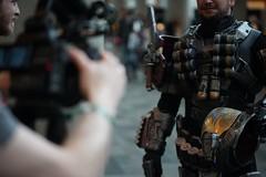 Emile (le_alan) Tags: halo haloreach cosplay emile spartan strapped videogames