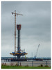 Mersey Crossing Stancheon Aug 2016 (foggyray90) Tags: construction stancheon cranes merseyside widnes runcorn merseycrossing