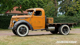 International truck - The English eight Club UK