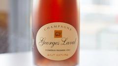 The Champagne Nerd: tasting Champagne Brut Nature Cumires ros Premier Cru Georges Laval (Wine Dharma) Tags: the champagne nerd tasting brut nature cumires ros premier cru georges laval georgeslaval