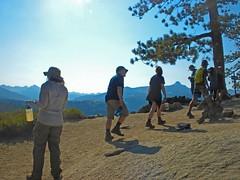 Onwards and Upwards (Lost in Flickrama) Tags: yosemite nationalpark hiking backpacking adventure johnmuirtrail wilderness granite rocks pinetrees california